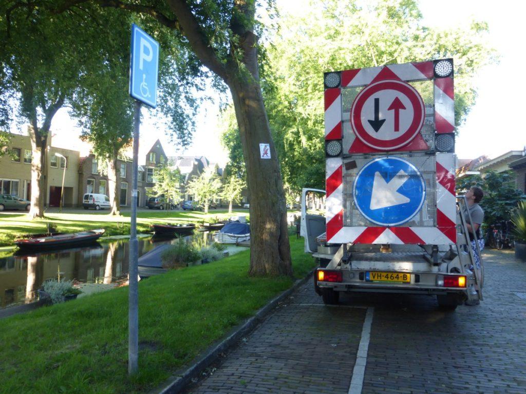 Boomveiligheidsonderzoek gemeente Enkhuizen m.b.v. autohoogwerker
